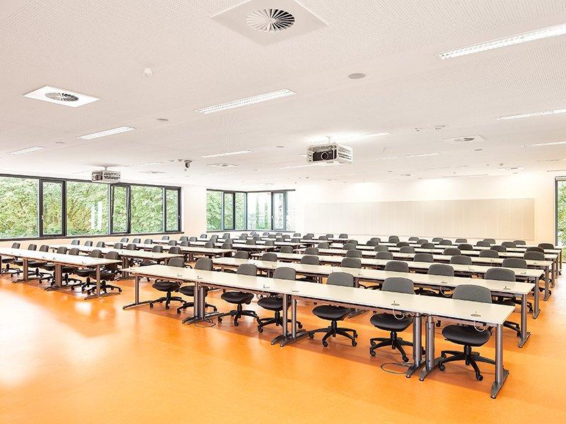 ClimaDomoReferenz_Rheinisch Westfälische Technische Hochschule (RWTH) Aachen // © Peter Hinschläger